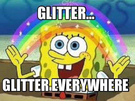 glitter-spongebob